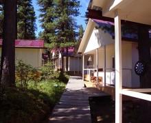 Туристическая база «Шумак»