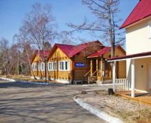 "База отдыха ""Байкал"" на Култушной"