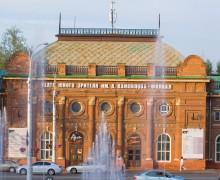 Трамвайный тур по Иркутску
